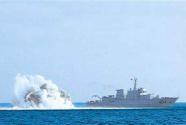 海军首次举行水雷战竞赛性考核