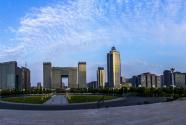 南京河西中央商务区