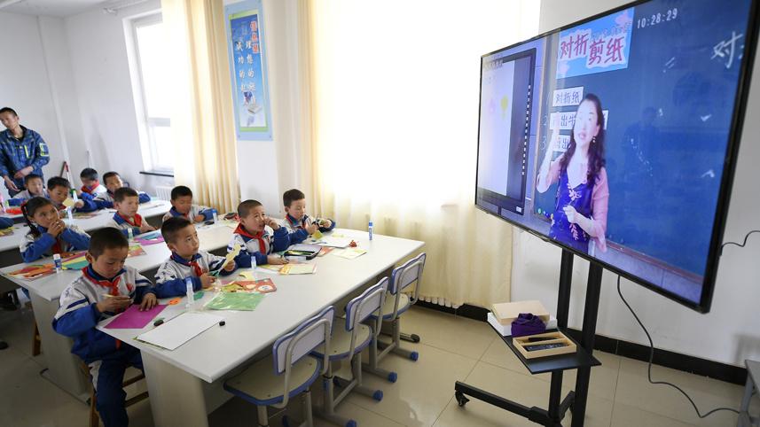 一根网线撑起共享教育