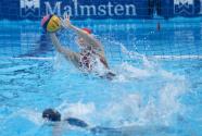 (亚运会)水球——小组赛:中国女队战胜哈萨克斯坦女队