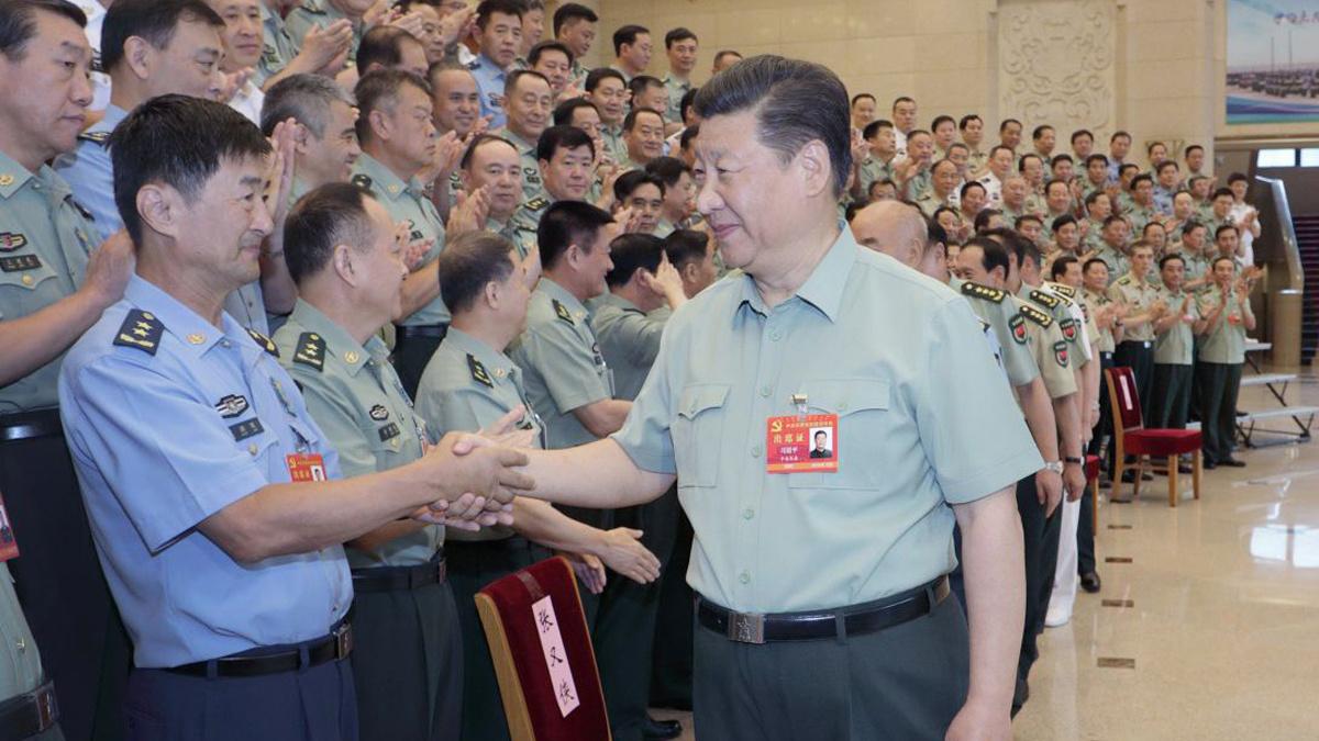 中央军委党的建设会议8月17日至19日在北京召开