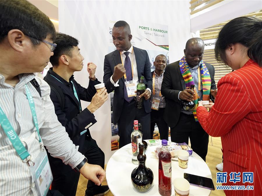 (新华全媒头条·图文互动)(6)共享中国机遇 共创美好未来——聆听首届中国国际进口博览会上的开放发展奏鸣曲