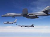 美将军:美轰炸机暂停在韩国上空飞行