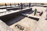 吉林五台山遗址新发现多处新石器时代房址遗迹