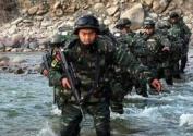 永不卷刃的反恐尖刀——记武警新疆总队某中队中队长刘琳