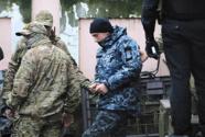 克宫:不会因境外的批评而释放乌克兰海军人员