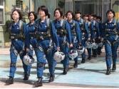 空军在穗选拔第12批女飞行学员