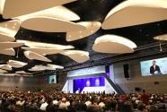 2019年夏季達沃斯論壇開幕式舉行