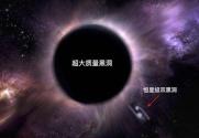 7亿光年外,有个400亿倍太阳的超大质量黑洞