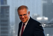"""斐济总理指认澳总理""""侮辱人"""" 拿钱说事盛气凌人"""