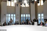 马克龙欲代表G7谈伊核 特朗普:不支持、不反对