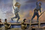林双川诗日记《十月,我走进沂蒙红嫂的芬芳 ——写在沂蒙红嫂纪念馆》