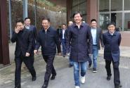 小米集团董事长雷军首次到访茅台
