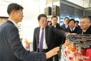 王玉君率臨沂市代表團圓滿結束對韓國的考察