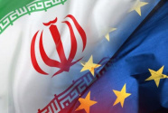 """欧盟""""外长""""首访 伊朗松口愿合作"""