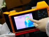 火箭院計量測試技術研究所火速馳援 檢測機場、車站防疫紅外影像測量儀準不準