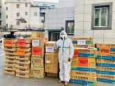 """药品、食品、医护产品......新华社民族品牌工程老字号企业""""火力全开""""支援抗疫"""