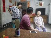 """广东丰顺:""""他心里总是装着大罗村民"""""""