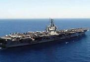 """美軍""""西奧多·羅斯福""""號航母官兵完成新冠病毒檢測"""