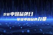 海尔智家 致敬中国品牌日