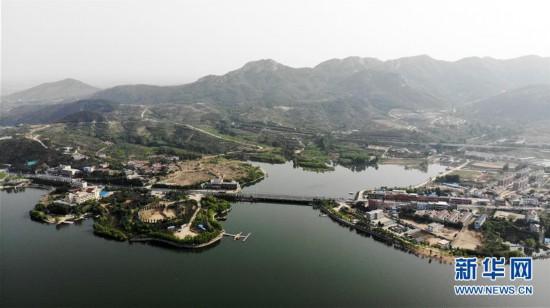 """(美丽中国)(2)雪野湖畔""""瞰""""山水"""