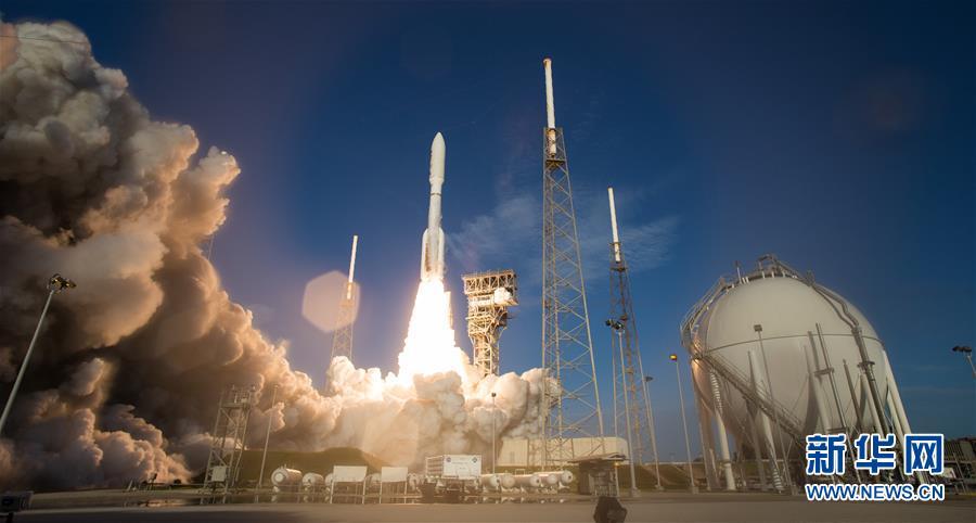 """(国际)(8)美国发射""""毅力""""号火星车 将探索火星生命迹象"""