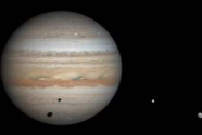 """""""行星之王""""木星或有六百顆小衛星"""