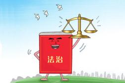 与美好需要还存在差距 法治社会怎么建?