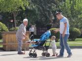 """实施积极应对人口老龄化国家战略 服务""""一老一小"""""""