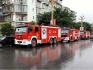 泸州老窖消防队驰援泸县抗震救灾